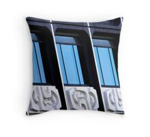 Westfield Towers Throw Pillow