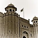 Lahore Fort by zaghumkhan