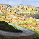 Healy Pass - Spring light by CliveOnBeara
