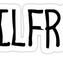 Wilfie Sticker