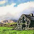 The Sergeant's House, Adrigole by CliveOnBeara
