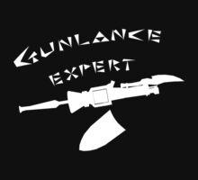 Gun Lance Expert Tee by mechy