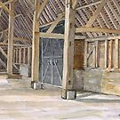 The Great Barn, Wanborough, Surrey by CliveOnBeara