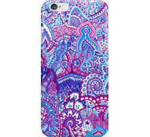 Paisley Garden iPhone Case/Skin