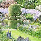 In the gardens at Kilmokea by CliveOnBeara