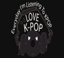 Love KPOP by cheeckymonkey