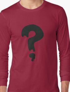 gravity falls soos  Long Sleeve T-Shirt