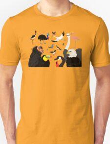 I Am Thankful For Birds Unisex T-Shirt