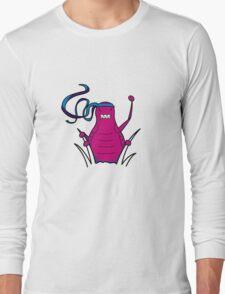 ninjitzoo - bruce flea Long Sleeve T-Shirt