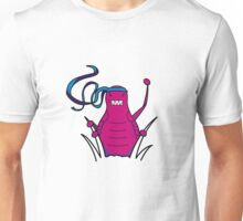 ninjitzoo - bruce flea Unisex T-Shirt