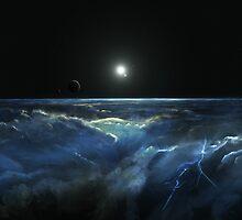 Planet of Merphlyn by Starkiteckt by starkiteckt