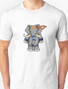 ninjitzoo - dung fu Unisex T-Shirt