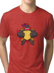 ninjitzoo - hong kong Tri-blend T-Shirt