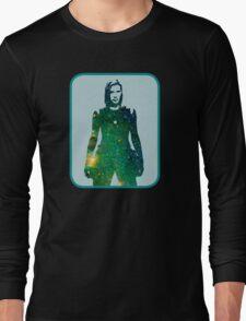 Starbuck - Battlestar Galactica Long Sleeve T-Shirt