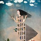 Bird House by Catrin Welz-Stein