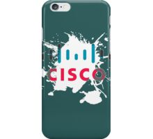 Cisco Logo White Glow iPhone Case/Skin