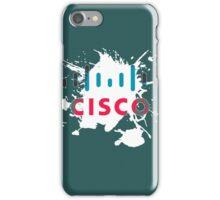 Cisco Logo White Glow iPhone Case/Skin