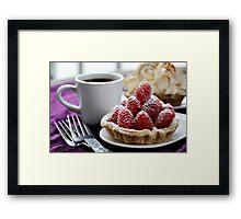 Dessert Anyone! Framed Print