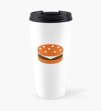 Burger Shirt Travel Mug