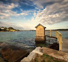 Camp Cove  by yolanda