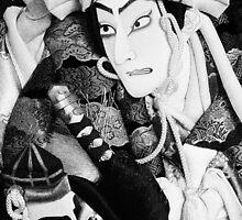 iPhone Case - Samurai Battle by fenjay