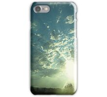 Drive By.....To The Blue iPhone Case/Skin