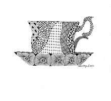 Tea Cup by embeedesigns