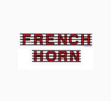 French Horn Red Unisex T-Shirt