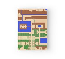 The Legend of Zelda - Overworld Hardcover Journal