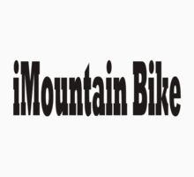 Mountain  Bike Kids Tee
