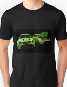 Two Green Focus RS T-Shirt