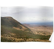 Great Rift Valley Poster