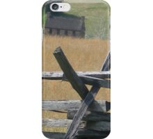 Old Views iPhone Case/Skin