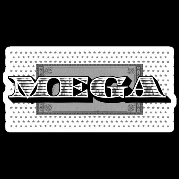 Megatrip - Dolla Dolla Bill (gray)  by Megatrip