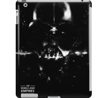Vader (Of Rebels and Empires) iPad Case/Skin