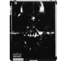 Vader (Of Rebels and Empires) iPad Case/Skin