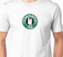 Sherlock Holmes - Starbucks Parody2 Unisex T-Shirt