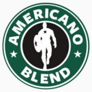 Captain America - Starbucks Parody by dgoring
