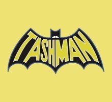 Tashman - The dark knight waxes Kids Clothes