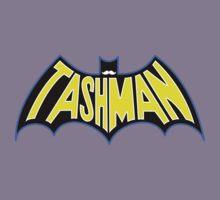 Tashman - The dark knight waxes Kids Tee