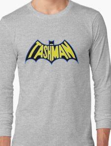 Tashman - The dark knight waxes Long Sleeve T-Shirt