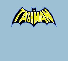 Tashman - The dark knight waxes Unisex T-Shirt