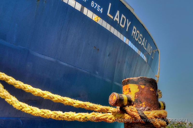 Lady Rosalind II at Potter's Cay in Nassau, The Bahamas by Jeremy Lavender Photography