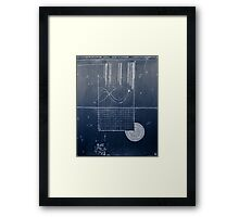 Idéés Blanches - White Ideas #4 - with Double-face Framed Print