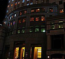 Worldwide Plaza, 8th Avenue, NYC by Jane Neill-Hancock