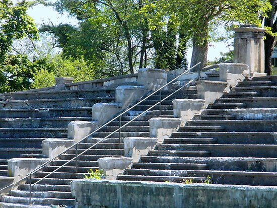 Stone Stairs    ^ by ctheworld