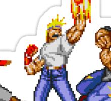 Rage in 1992 Sticker