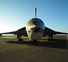 Handley-Page Victor by Andy Jordan