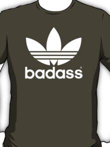 Badass Originals White T-Shirt