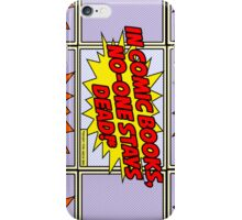Except for Uncle Ben... iPhone Case/Skin